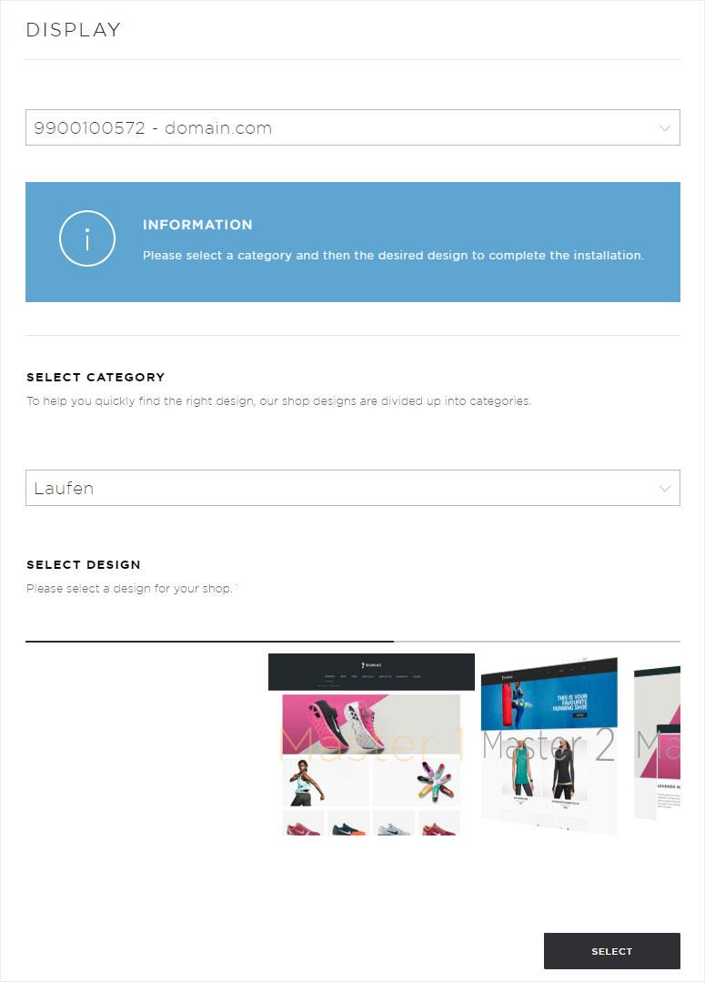7b8fdc59d Support  Shop – Designer – Select design