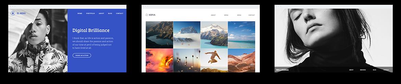 Screenshot für Designs
