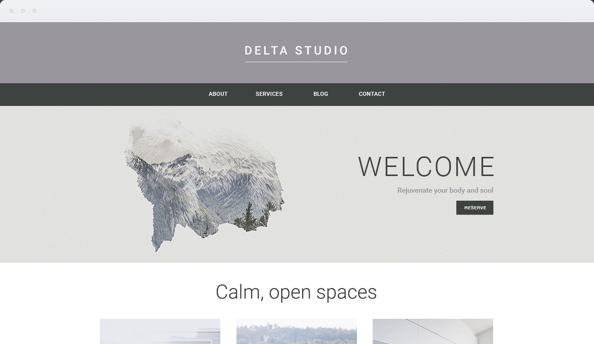 Screenshot Desktop Design Delta Studio 1