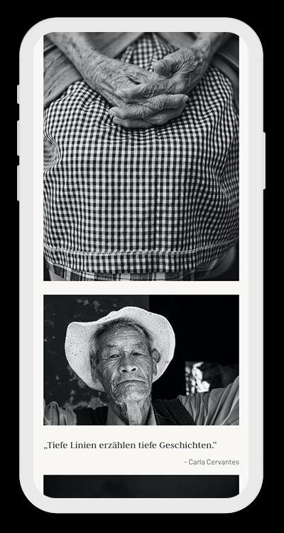 Photography Template Mobile Screenshot 3