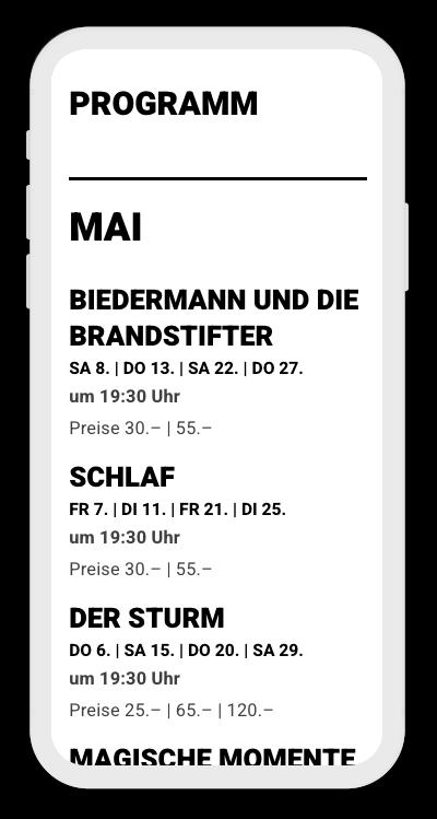 Restaurant Template Mobile Screenshot 3